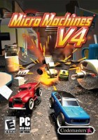 Micro Machines v4 Free Download