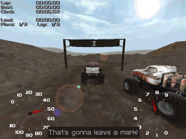 Monster Truck Madness 2 Video Game