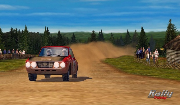 Rally Trophy Video Game