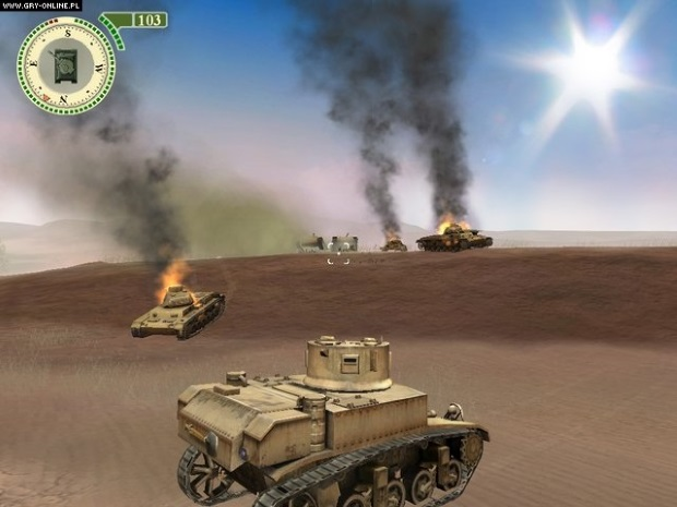 Tank Combat Video Game