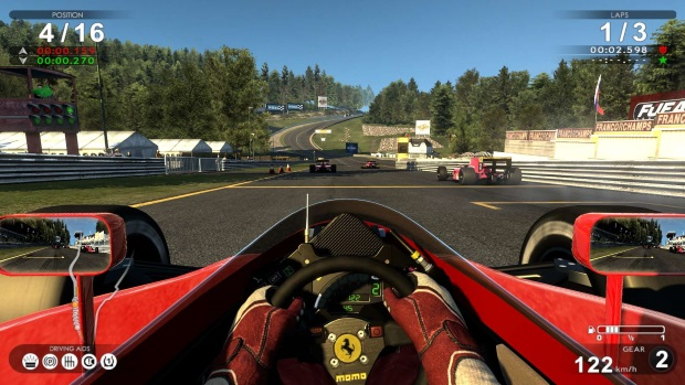 Test Drive Ferrari Racing Legends Video Game