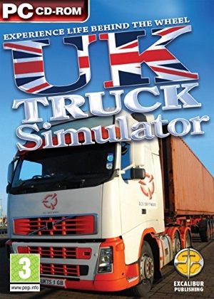 UK Truck Simulator Free Download