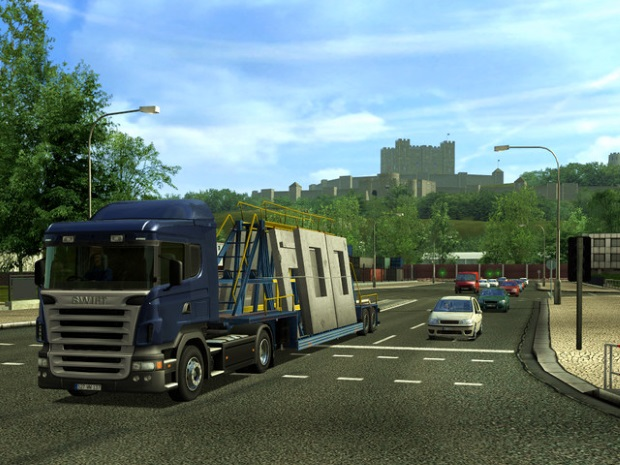 UK Truck Simulator Full Version