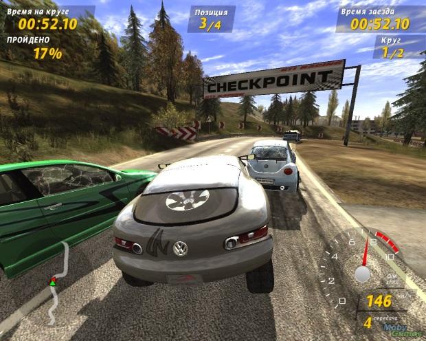 Volkswagen GTI Racing Full Version