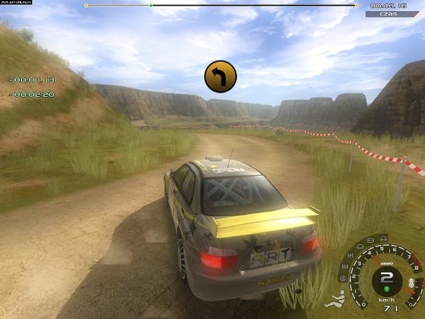 Xpand Rally Xtreme Screenshots