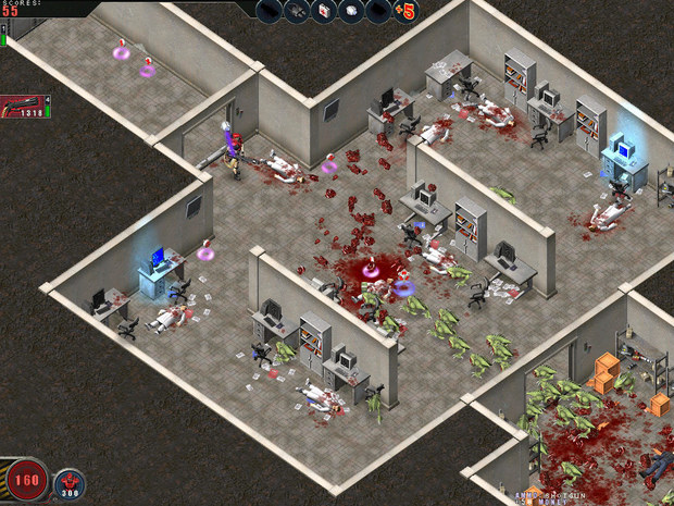 Alien-Shooter-Incl-Expansions-Video-Game