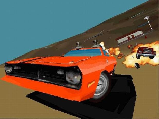 Interstate 76 Screenshots