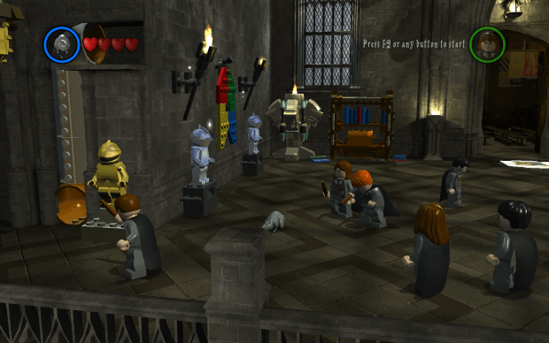 LEGO Harry Potter Years 1-4 Video Game