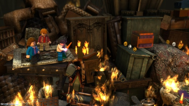 Lego Harry Potter Years 5–7 Screenshots