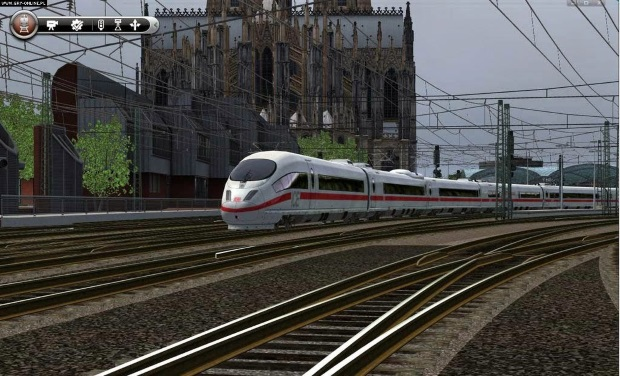 Microsoft Train simulator Screenshots