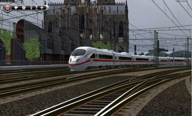 Microsoft Train simulator Screenshots