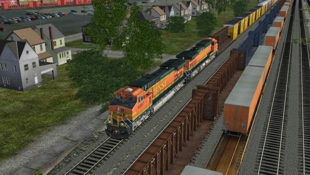 Microsoft Train simulator Video Game