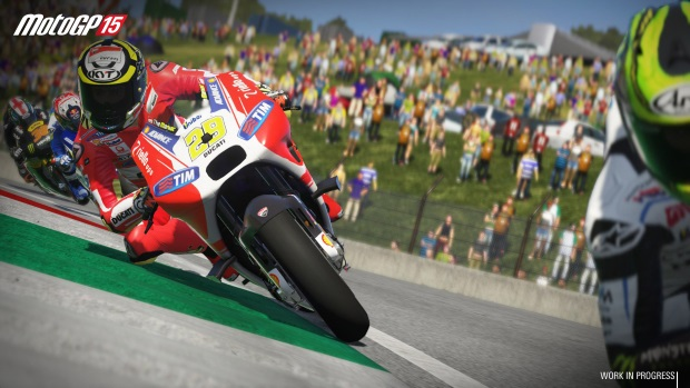 MotoGP 15 Screenshots