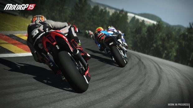 MotoGP 15 Video Game