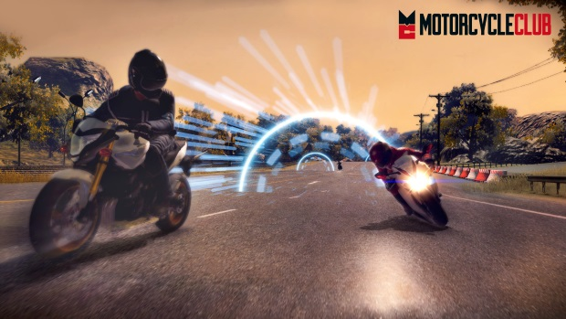 Motorcycle Club Full Version