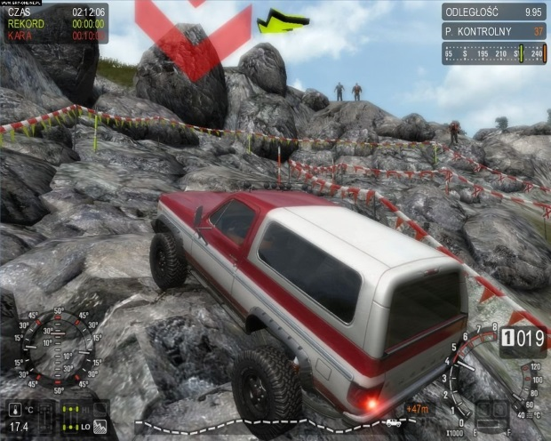 Motorm4x Offroad Extreme Video Game