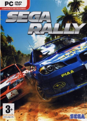 Sega Rally Revo Free Download