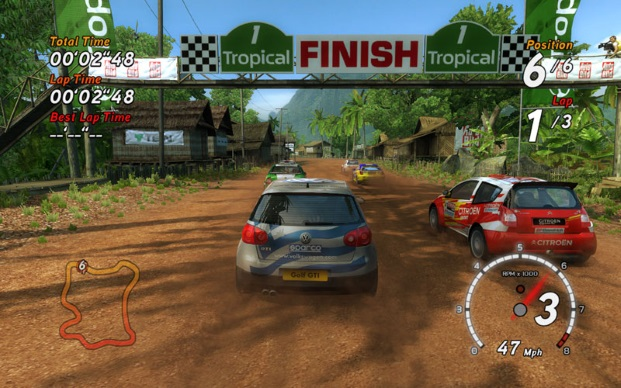 Sega Rally Revo Screenshots