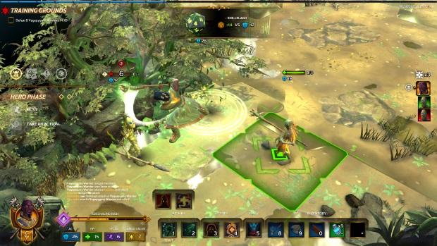 Tales from Candlekeep Qawasha the Human Druid Video Game