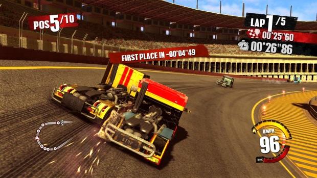 Truck Racer Video Game