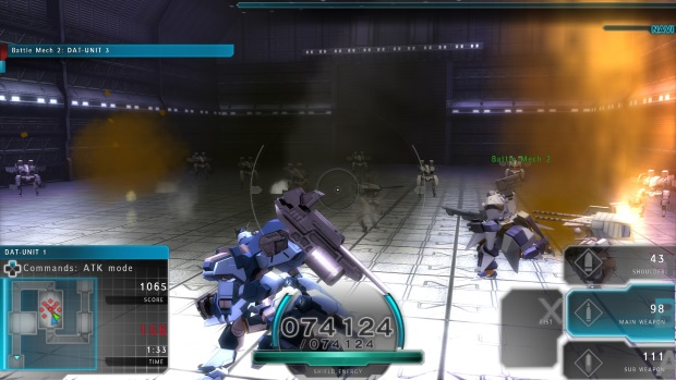 Assault Gunners HD Edition Screenshots