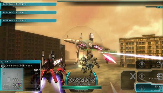 Assault Gunners HD Edition Video Game
