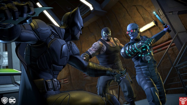 Batman The Enemy Within The Telltale Series Full Version