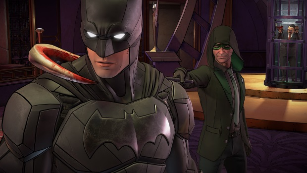 Batman The Enemy Within The Telltale Series Screenshots