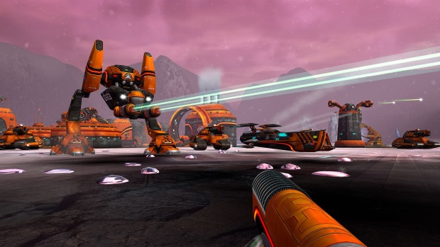 Battlezone Combat Commander Screenshots