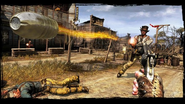 Call of Juarez Gunslinger Video Game