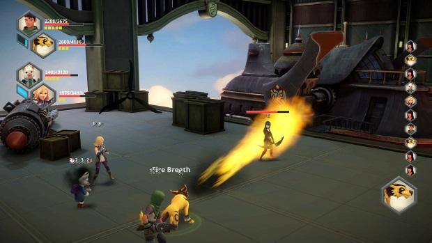 EARTHLOCK Video Game