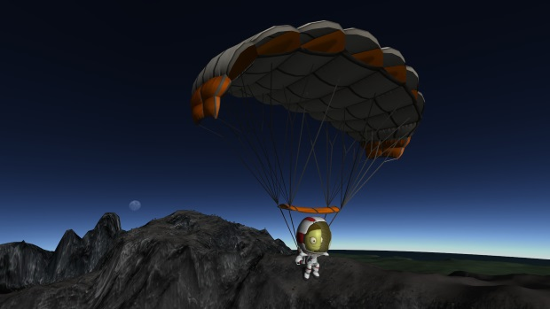 Kerbal Space Program Making History Expansion Video Game