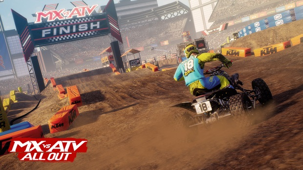 MX vs ATV All Out Screenshots
