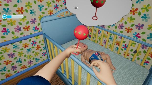 Mother Simulator Video Game