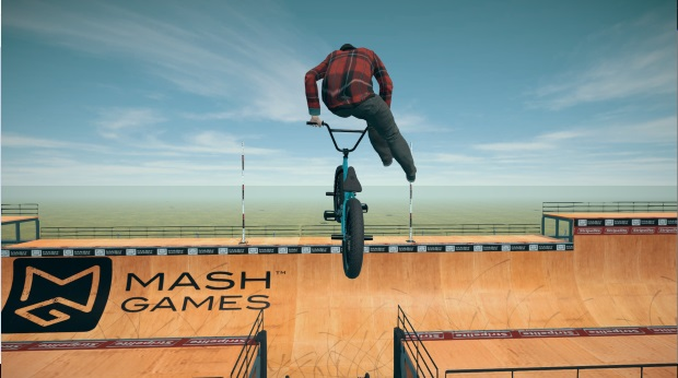 PIPE by BMX Streets Video Game