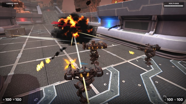 Steel Arena Robot War Screenshots