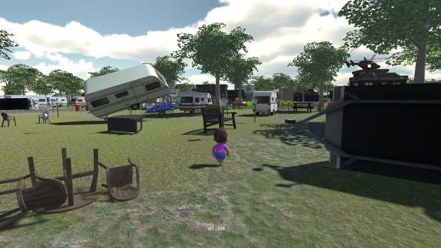 Toddler Simulator Video Game