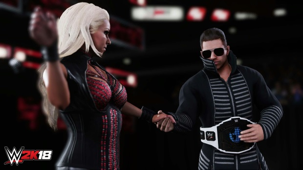 WWE 2K18 Screenshots