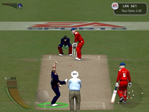 EA Sports Cricket 2005 Video Game