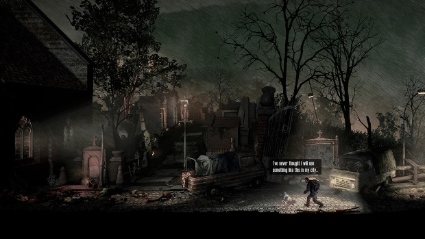 This War of Mine Stories Fathers Promise Video Game