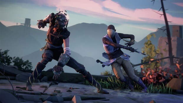 Absolver Video Game