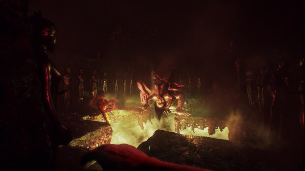 Agony Screenshots