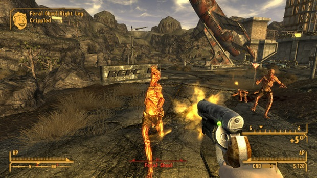 Fallout New Vegas Screenshots