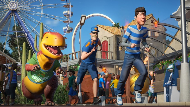 Planet Coaster Video Game