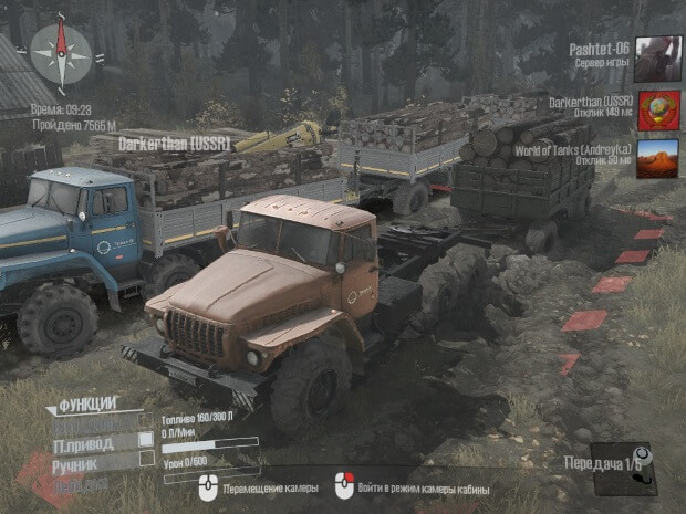 Spintires MudRunner The Ridge Screenshots