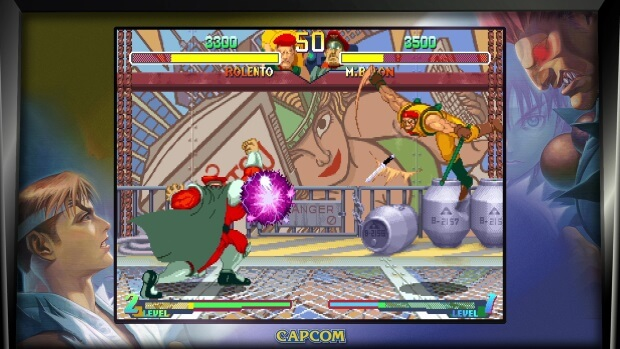 Street Fighter 30th Anniversary Collection Screenshots
