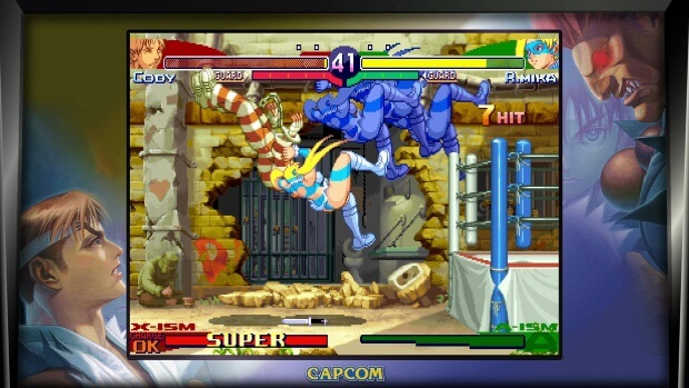 Street Fighter 30th Anniversary Collection Video Game