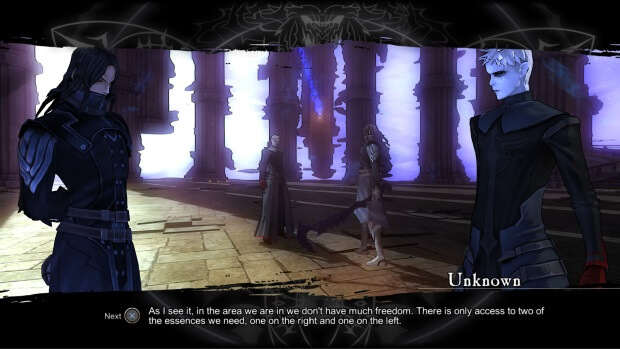 Anima Gate of Memories The Nameless Chronicles Video Game