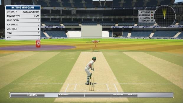 Ashes Cricket Screenshots