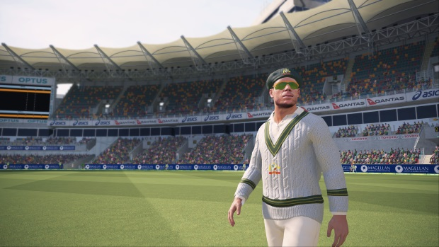 Ashes Cricket Video Game